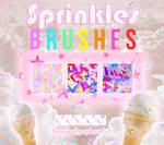 sprinkles brushes
