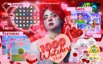 PACK 1000 WATCHERS   MUCHAS GRACIAS