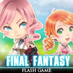 Final Fantasy Returns - Flash Game