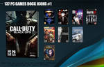 137 PC Games Dock Icons 1