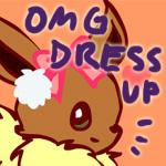 Eevee Dress-up Game