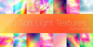 50 Soft Light Textures