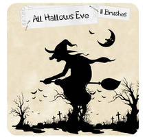 All Hallow's Eve by tiffcali06