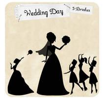 Wedding Day by tiffcali06