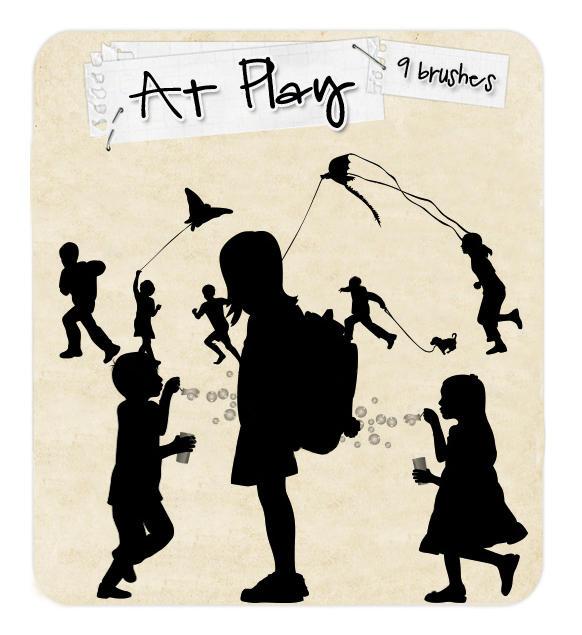 At Play by tiffcali06