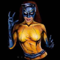 Hellcat Bodypaint