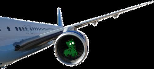 Kitty Plane by Venom-Ira-Gorgon