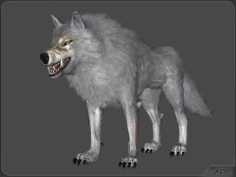 Wolf (DaL) by aleksiszet
