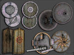Pack of Shield (BL) by aleksiszet