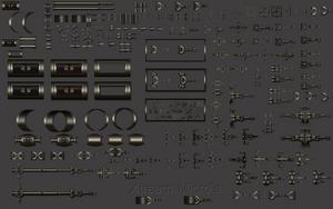 Xtream Micro's by Xtream-art