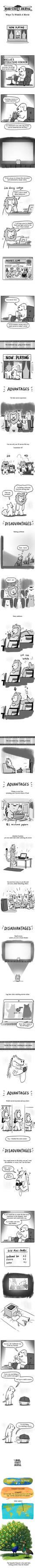 [RSJ webtoon] Ways To Watch A Movie