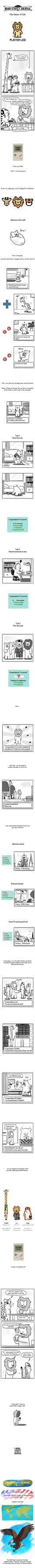 [RSJ webtoon] The Game of Life