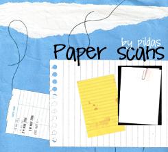 Paper scans