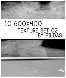 Texture set 02 by pildas