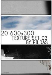 Texture set 03 by pildas
