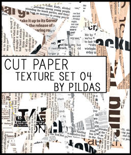 Texture set 04 by pildas