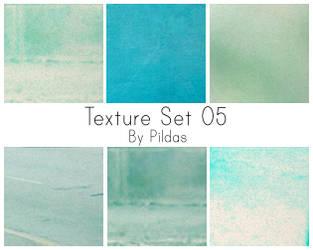 Texture set 05 by pildas