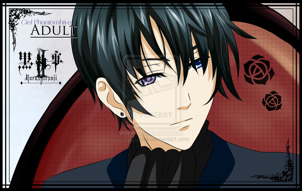 Try These Black Butler Ciel X Reader Lemon Forced {Mahindra
