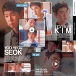 Yoo Yeon Seok Template