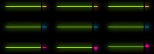 Minimal Line Glow Orbs StartIsBack Win8 and 8.1 by AdamMBurleighPhoto