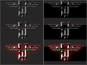 Wolfenstein Orbs StartIsBack Win8 and 8.1 by AdamMBurleighPhoto