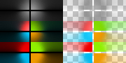 Win Colorbar Dot Fade Win8 and 8.1 StartIsBack by Jarminx