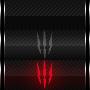 The Witcher 3 Wild Hunt Black Glass Orb by Jarminx