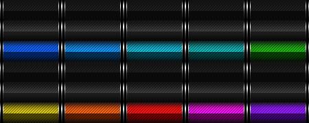 Dark Glass Color Orbs StartIsBack Start8 Win8 by Jarminx
