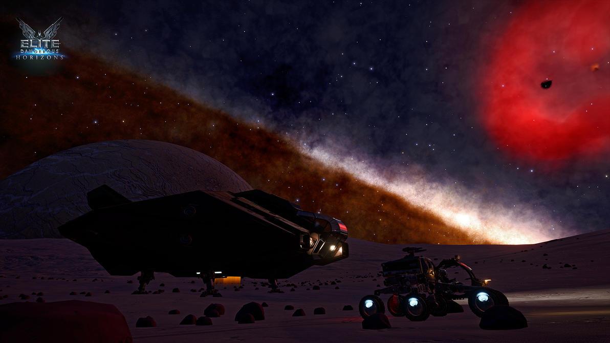 Horizons planet and nebula wallpaper 4k 1080p by jarminx - 1080p nebula wallpaper ...