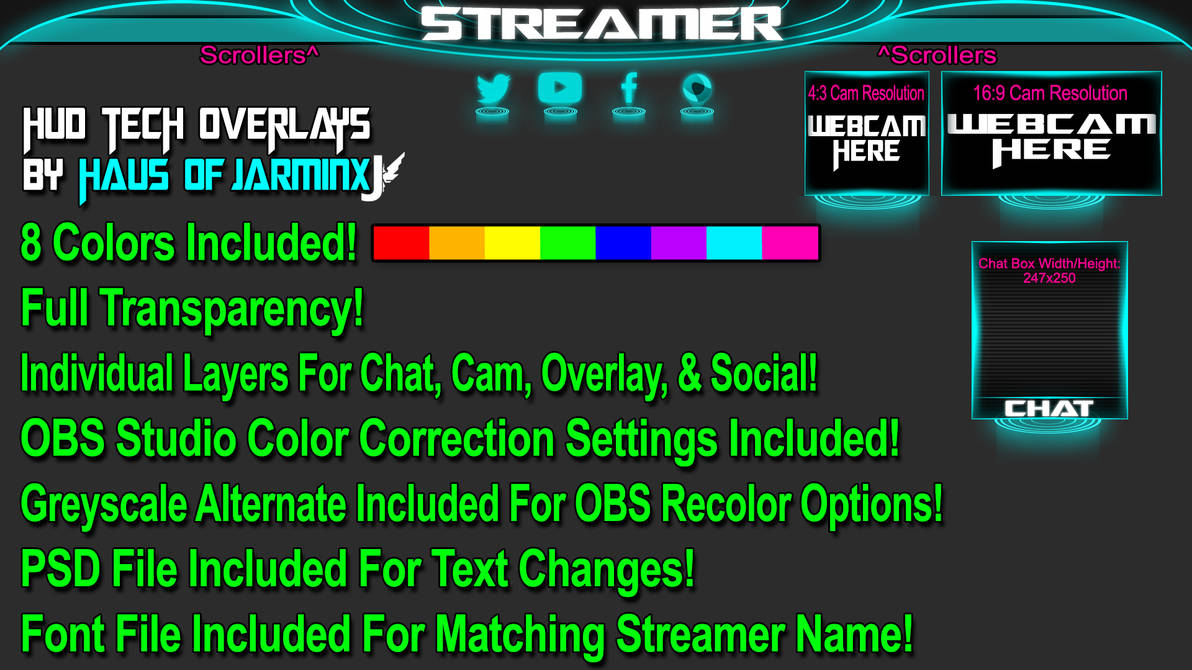 Obs Chat Overlay