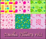 Cimoetz's pattern vol.1