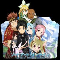 SAO Team Kirito ALO ver. by levantein