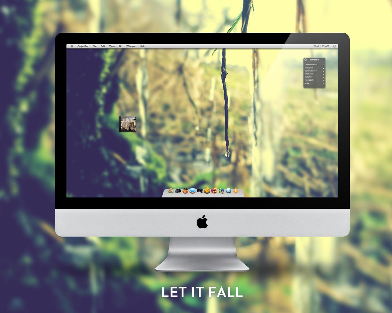 Let it Fall by samjonesx