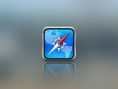 Safari Icon by samjonesx
