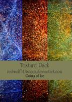 Galaxy of Ice Texpak by redwolf518stock