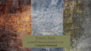 Concrete Notions Texture Pack II