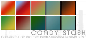 Candy Stash Gradients