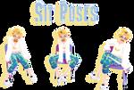 .:: MMD - Sit Pose Pack ::. DL