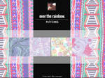 over the rainbow {patterns}