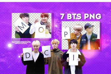 PACK PNG #1 // BTS