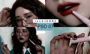07 Horror Psd Coloring By Illejeons