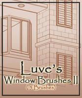 WindowBrushes II by Luvelia