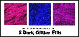Glitter Fills 002 by xhealingvisionx