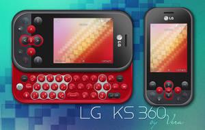 LG KS360 .psd by VeraCotuna