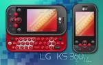 LG KS360 .psd