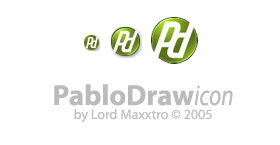 Pablodraw main icon v1.0 by lordmx