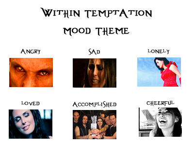 Within Temptation Mood Theme by lpbrowncoat