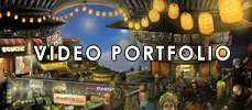Video Portfolio by buraisuko