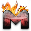 MacFire Burn Icon by jamiepgs