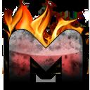 MacFire Burn Icon by jamiepgs
